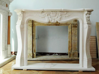 Marble Fireplace TYFP-03